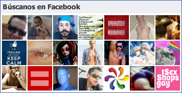 Tienda Gay sex shop en Facebook