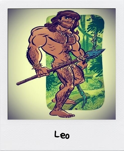 Oroscopo gay leo