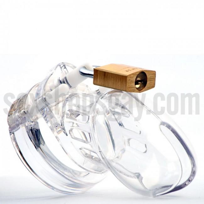 Cinturon de Castidad CB6000largo