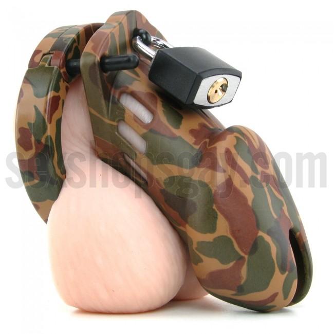 Cinturon de Castidad Militar
