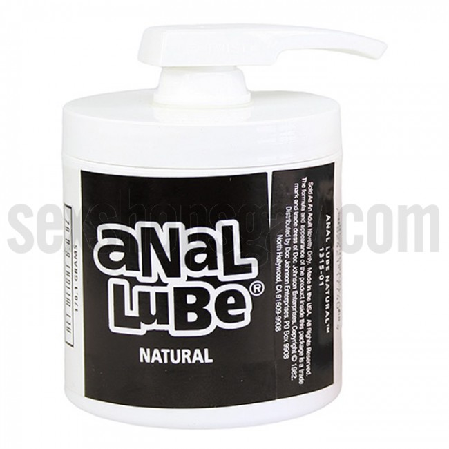 Lubricante anal 8.50 €