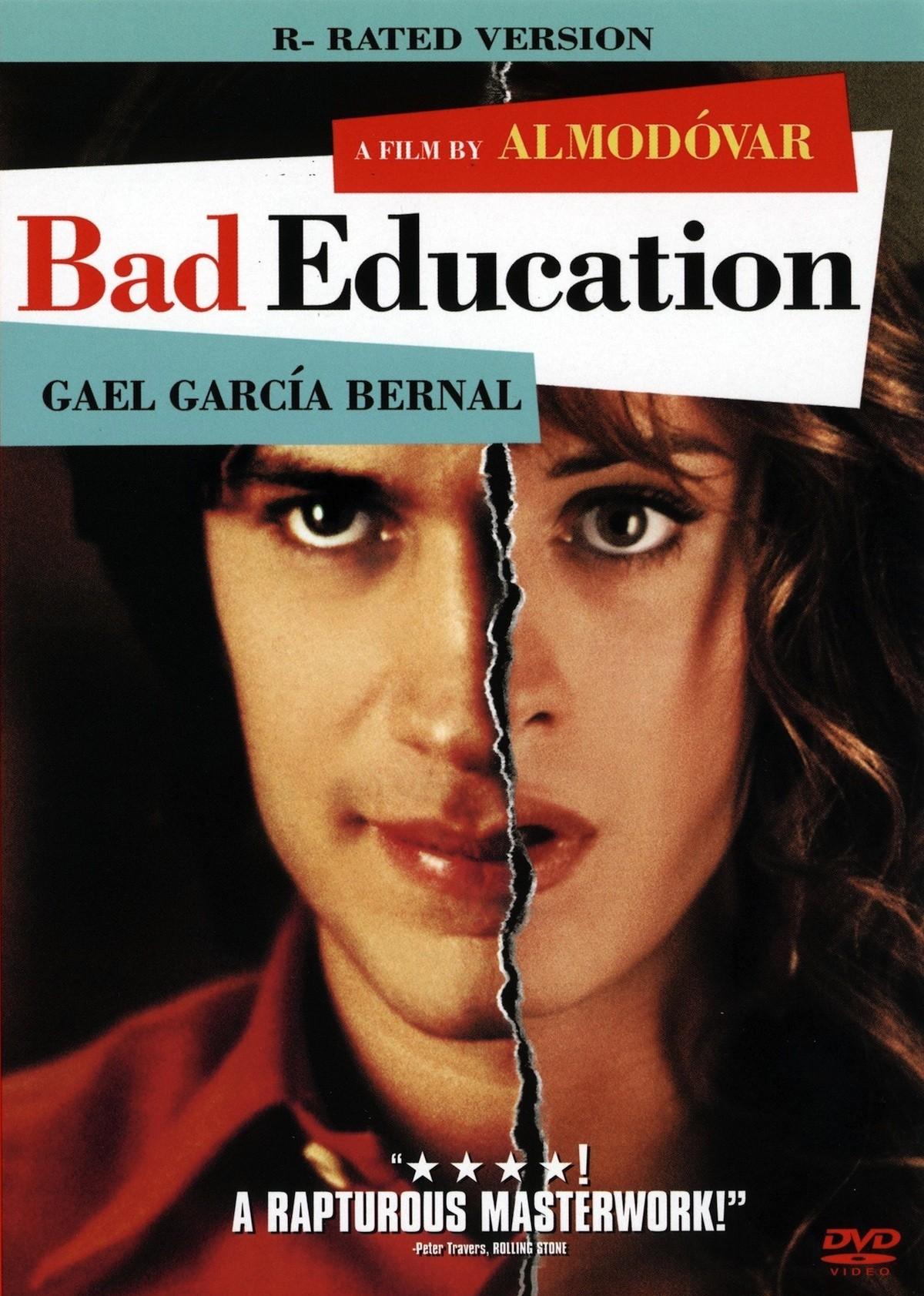 La mala educacion, de Almodovar - Cine Gay